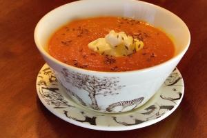 021814 lentil carrot soup